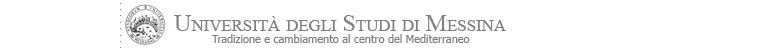 Logo dell'Universit� degli Studi di Messina